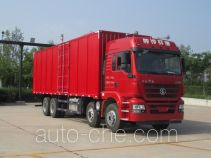 Shacman SX5310XXYMP5 box van truck