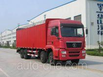 Shacman SX5311GP3PY soft top box van truck
