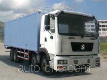 Shacman SX5311XXYRP soft top box van truck