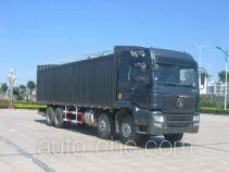 Shacman SX5312GP3PY soft top box van truck