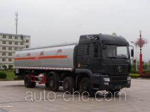 Shacman SX5313GP3JYC fuel tank truck