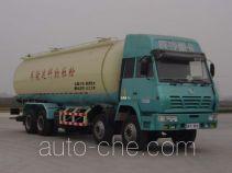 陕汽牌SX5315GFLTN456型罐式粉粒运输车