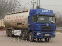 陕汽牌SX5316GFLNT456TL型粉粒物料运输车