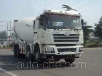 陕汽牌SX5316GJBDT346型混凝土搅拌运输车