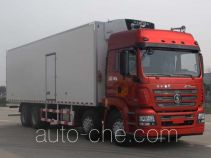 Shacman SX5316XLCGN456 refrigerated truck