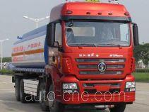 Shacman SX5318GYYGR466TL oil tank truck