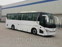 Shacman SX6110BEV electric highway coach bus