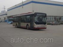 Shacman SX6120GBEVS electric city bus