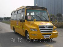 Shacman SX6660XDF primary school bus