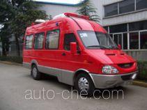 Chuanxiao SXF5040TXFJY65ER fire rescue vehicle