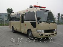 Chuanxiao SXF5050XTXZH штабной автомобиль связи