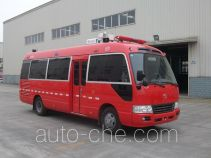 Chuanxiao SXF5050XXFTZ300 communication fire command vehicle