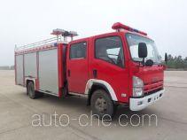 Chuanxiao SXF5060TXFJY77W fire rescue vehicle