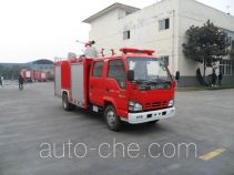 Chuanxiao SXF5070GXFSG20 fire tank truck
