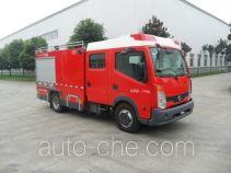 Chuanxiao SXF5070GXFSG25 fire tank truck