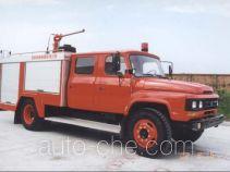 川消牌SXF5090TXFGF20P型干粉消防车