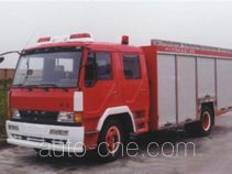 Chuanxiao SXF5090TXFHX03 chemical decontamination fire engine