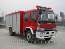 Chuanxiao SXF5110TXFJY80W fire rescue vehicle
