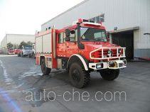 Chuanxiao SXF5120GXFPM20/B пожарный автомобиль пенного тушения