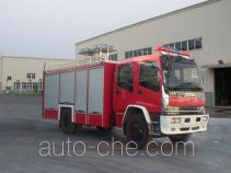 Chuanxiao SXF5120TXFZM50W lighting fire truck