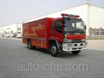 Chuanxiao SXF5130TXFGQ40W gas fire engine
