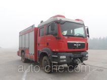 Chuanxiao SXF5130TXFJY180/M пожарный аварийно-спасательный автомобиль