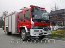Chuanxiao SXF5130TXFJY96W fire rescue vehicle
