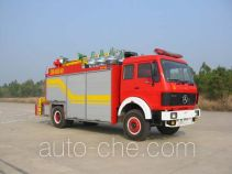 Chuanxiao SXF5130TXFZM50 lighting fire truck