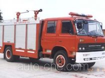 Chuanxiao SXF5140TXFGL40P dry water combined fire engine