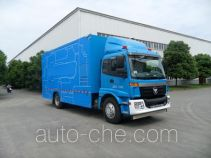 Chuanxiao SXF5140XXFXC16/BJ автомобиль пожарной пропаганды