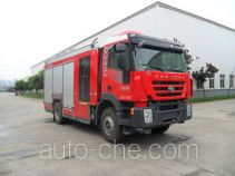 Chuanxiao SXF5170GXFAP40/IV1 class A foam fire engine