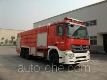 Chuanxiao SXF5280GXFPM120B foam fire engine
