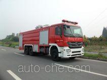 Chuanxiao SXF5330GXFPM160B пожарный автомобиль пенного тушения