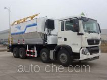 Huifeng Antuo SXH5311THLC2 granular ammonuim nitrate and fuel oil (ANFO) on-site mixing truck