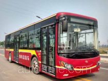 Shanxi SXK6107GBEV5 electric city bus