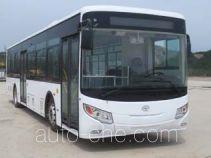 山西牌SXK6127GBEV型纯电动城市客车