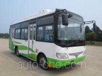 山西牌SXK6662GBEV型纯电动城市客车