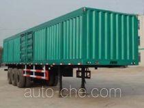 Zhuoli - Kelaonai SXL9290XXY box body van trailer