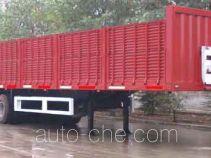 卓里-克劳耐牌SXL9320XXY型厢式运输半挂车