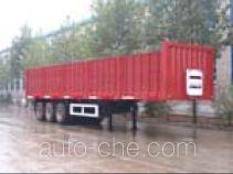 卓里-克劳耐牌SXL9382XXY型厢式运输半挂车