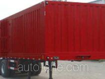 卓里-克劳耐牌SXL9383XXY型厢式运输半挂车