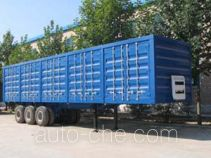 Zhuoli - Kelaonai SXL9401XXY box body van trailer