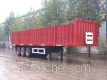 Zhuoli - Kelaonai SXL9402XXY box body van trailer