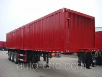 卓里-克劳耐牌SXL9404XXY型厢式运输半挂车