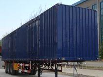 卓里-克劳耐牌SXL9405XXY型厢式运输半挂车