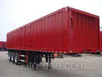 卓里-克劳耐牌SXL9406XXY型厢式运输半挂车