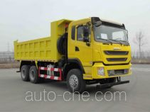 JMC SXQ3250M-4 dump truck