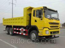 JMC SXQ3250M1-4 dump truck