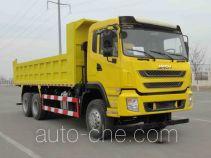 JMC SXQ3250M2-4 dump truck