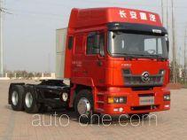 Yuanwei SXQ4251M7N-4 tractor unit